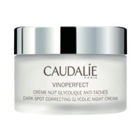Nueva Caudalie Vinoperfect crema de noche Glicólica Antimanchas | Farmaconfianza