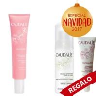 Caudalie Vinosource Crema Sorbete Hidratante + REGALO Espuma Limpiadora + Sérum SOS Desalterante Pack Navidad 2017|Farmaconfianza