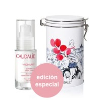 CAUDALIE Vinosource Serum + REGALO Cofre Pont des Arts + obsequio | Farmaconfianza