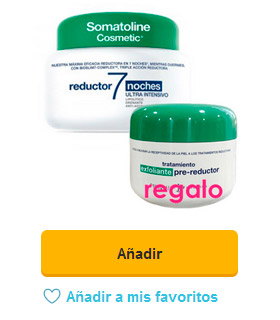 somatoline reductor anticelulítico