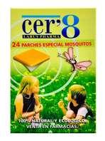 Cer 8 Parches Antimosquito, 24u.