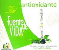 Clinical Nutrition Fuente de Vida Antioxidante 60 comprimidos + 30 cápsulas