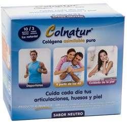 Colnatursabor neutro, 21 sobres monodosis