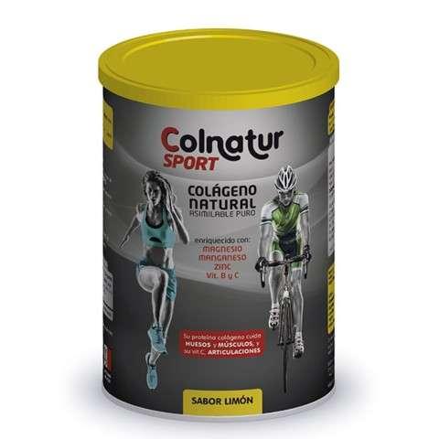 Compra Online al mejor precio el nuevo Colnatur Colágeno Sport Sabor Limón en tu Farmacia Online de Confianza. Ofertas, descuentos, opiniones, muestras gratis en cada pedido.