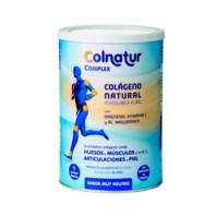 Colnatur Complex, Colágeno con Magnesio, Vitamina C y Ácido Hialurónico, sabor muy neutro 330 g ! Farmaconfianza