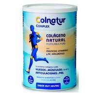 Colnatur Complex Colágeno + Ácido Hialurónico + Magnesio + Vitamina C sabor muy neutro 330 g