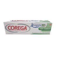 Corega Extra Fuerte Sin sabor, 40 g