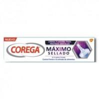 Corega Maximo Sellado Adhesivo para Prótesis Dental, 40 g | Farmaconfianza