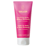 Weleda Crema de Ducha de Rosa Mosqueta, 200 ml