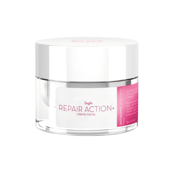 Segle Clinical Repair Action + Crema de Noche, 50 ml.