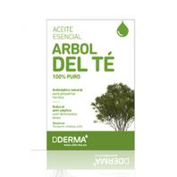 DDerma Aceite esencial de Árbol del Té 100% puro, 15 ml