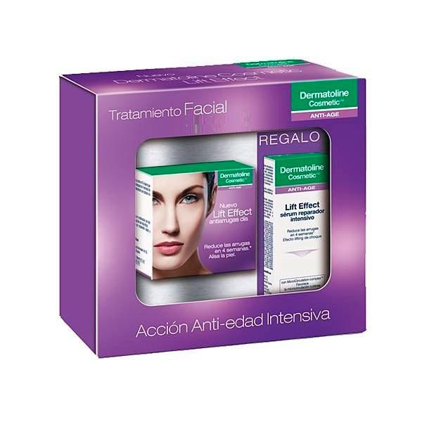 Dermatoline Cosmetic Lift Effect Antiarrugas Crema de Día, 50 ml