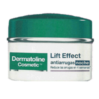 Dermatoline Cosmetic Lift Effect Antiarrugas Noche, 50 ml