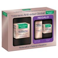 Dermatoline Cosmetic Lift Effect Plus Pack Crema de Noche Piel Seca + REGALO Crema de Ojos y Labios + Crema de Noche|Farmaconfianza