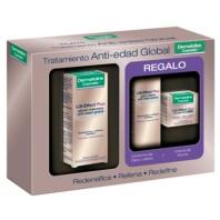 Dermatoline Cosmetic Lift Effect Plus Pack Sérum Intensivo + REGALO Crema de Ojos y Labios + Crema de Noche|Farmaconfianza