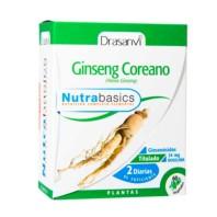 Drasanvi Gingseng Coreano, 60 cápsulas|Farmaconfianza