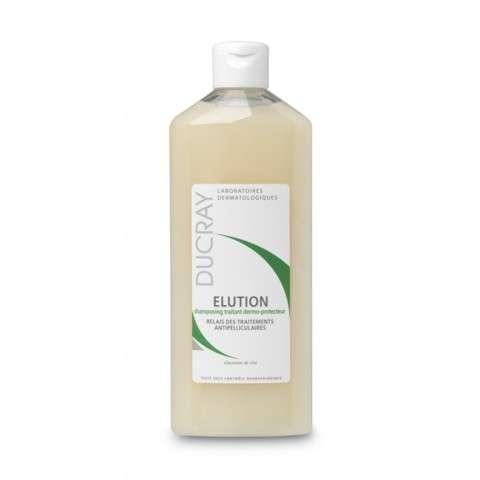 Ducray Elución Champú, 300 ml
