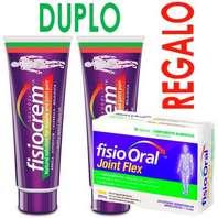 Fisiocrem Gel duplo con Fisio Oral joint Flex 10 dias