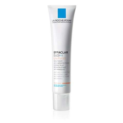 Comprar Online La Roche-Posay Effaclar Duo Unifiant tono Light, 40 ml | Farmaconfianza