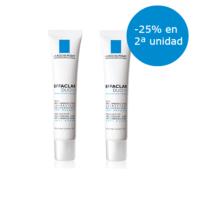 La Roche-Posay Effaclar K (+) Tratamiento de renovación pieles grasas Duplo 2x30ml
