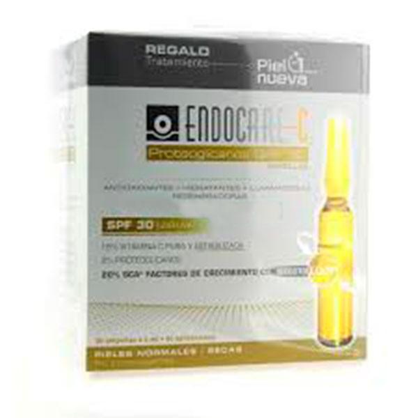 Endocare C Proteoglicanos SPF30, 30 ampollas, 2 ml | Farmaconfianza | Farmacia Online