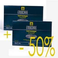 Endocare Tensage Duplo Ampollas, 20x2 ml.