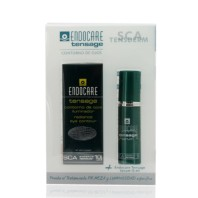 Endocare Pack Oferta Tensage Sérum, 15 ml + Tensage Contorno de Ojos, 15 ml