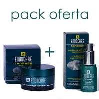 Endocare Pack Oferta Tensage Crema, 30 ml + Contorno de Ojos, 15 ml