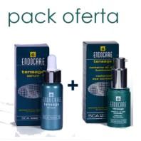 Endocare Pack Oferta Tensage Sérum, 15 ml + Tensage Contorno de Ojos, 15 ml