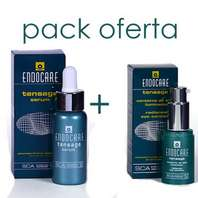 Endocare Pack Oferta Tensage Sérum, 30 ml + Tensage Contorno de Ojos, 15 ml