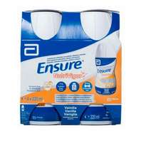 Ensure Nutrivigor Pack 4 botellas de 220 ml sabor vainilla
