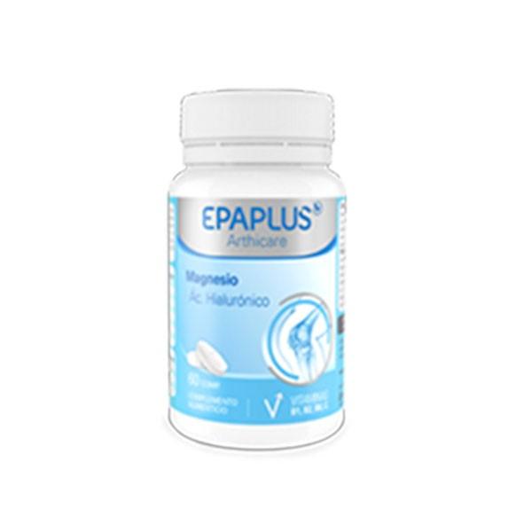 Epaplus Magnesio + Ácido Hialurónico, 60 comprimidos
