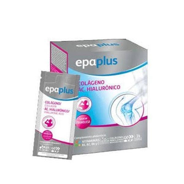 Compra Online el nuevo Epaplus Sobres sabor Frambuesa | Farmaconfianza