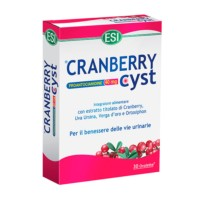 ESI Cranberry Cyst, 30 tabletas | Farmaconfianza