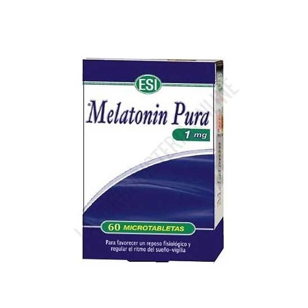 ESI Melatonin Pura Microtabletas, 1 mg