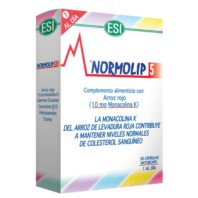 ESI Normolip 5, 30 cápsulas