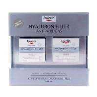 Eucerin PACK Hyaluron-Filler Anti-arrugas Crema de Día y Noche   Farmaconfianza