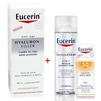 Eucerin Hyaluron Filler Oferta Crema de Día Pieles Normales Mixtas + Regalo