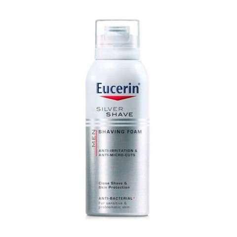 Eucerin Espuma de Afeitar Silver Shave 150 ml