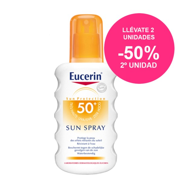 Eucerin Sun Spray FPS50 200 ml