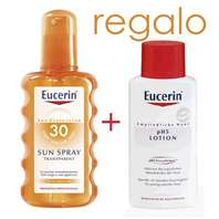 Eucerin Sun Spray Transparent SPF 30