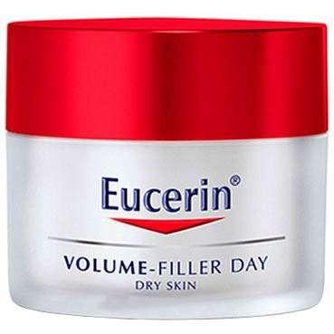 Eucerin Volume Filler Crema Facial de Día para piel Seca con protección solar FPS15, 50ml