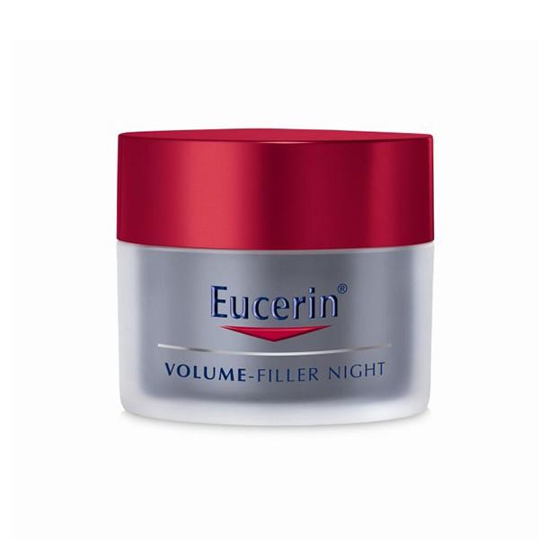 Eucerin Volume Filler Crema Facial de Noche, 50ml
