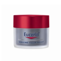 Eucerin Volume Filler Crema Facial de Noche, 50ml