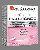 Forté Pharma EXPERT HIALURONICO, 30 cápsulas