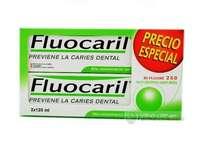 Fluocaril bifluoré 250 pasta 125 ml duplo