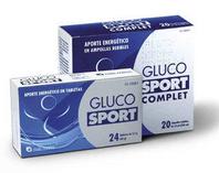 Glucosport, 20 ampollas bebibles