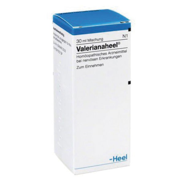 Heel Valeriana está indicada para casos de nerviosismo, inquietud e insomnio. Puedes comprarla online en Farmaconfianza, tu Farmacia Online de Confianza.