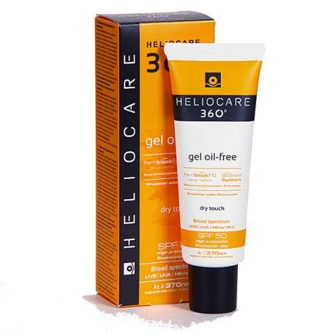 Heliocare 360º Gel Oil Free, 50 ml