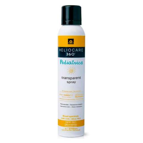 Heliocare 360º Pediatrics Spray Transparente, 200 ml